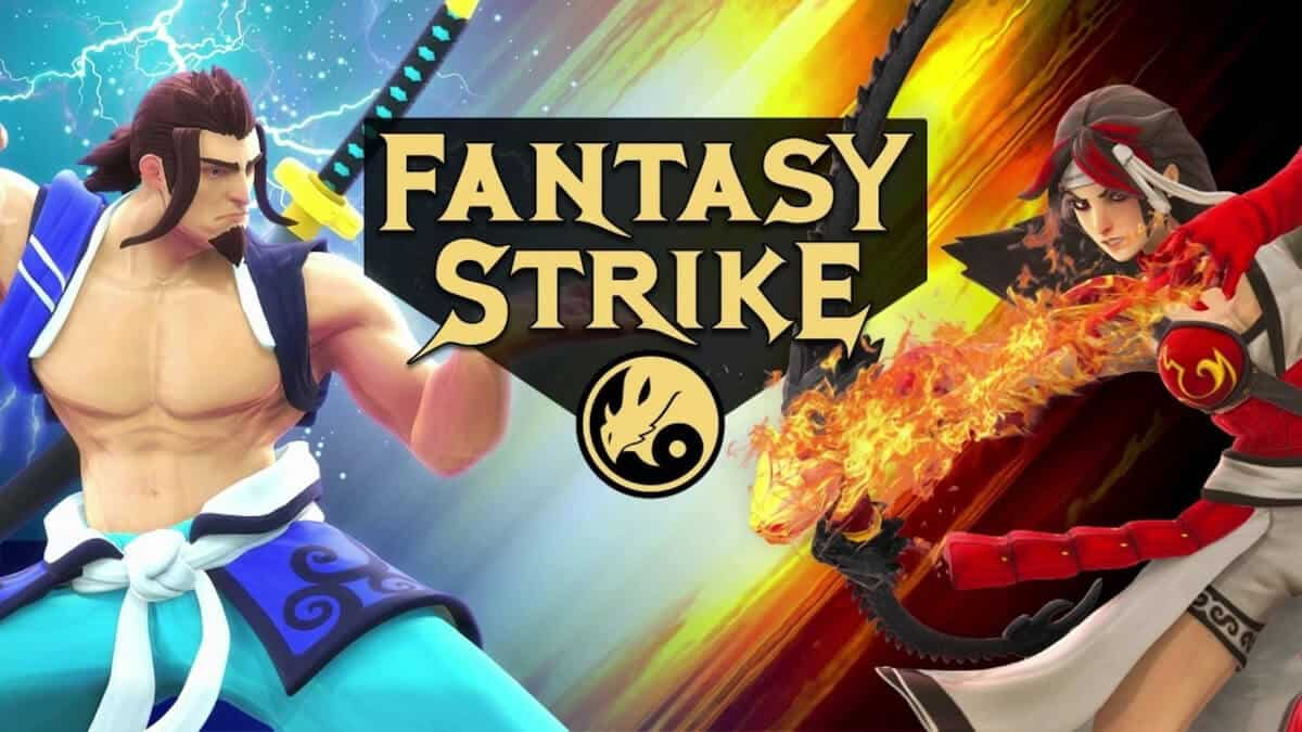 Fantasy Strike fighting game now releases