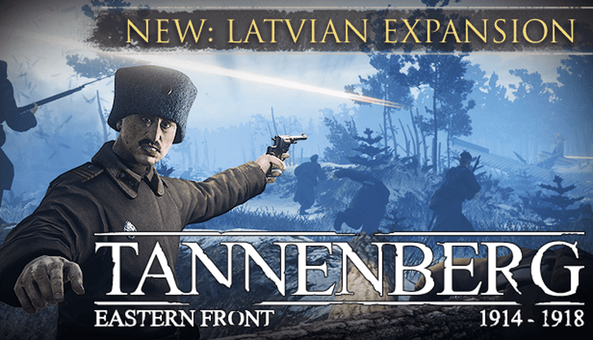 Free Latvian expansion releases for Tannenberg