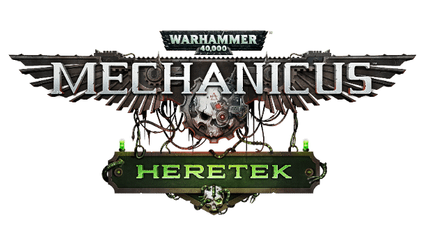 heretek expansion release for warhammer 40,000 mechanicus on linux mac windows pc