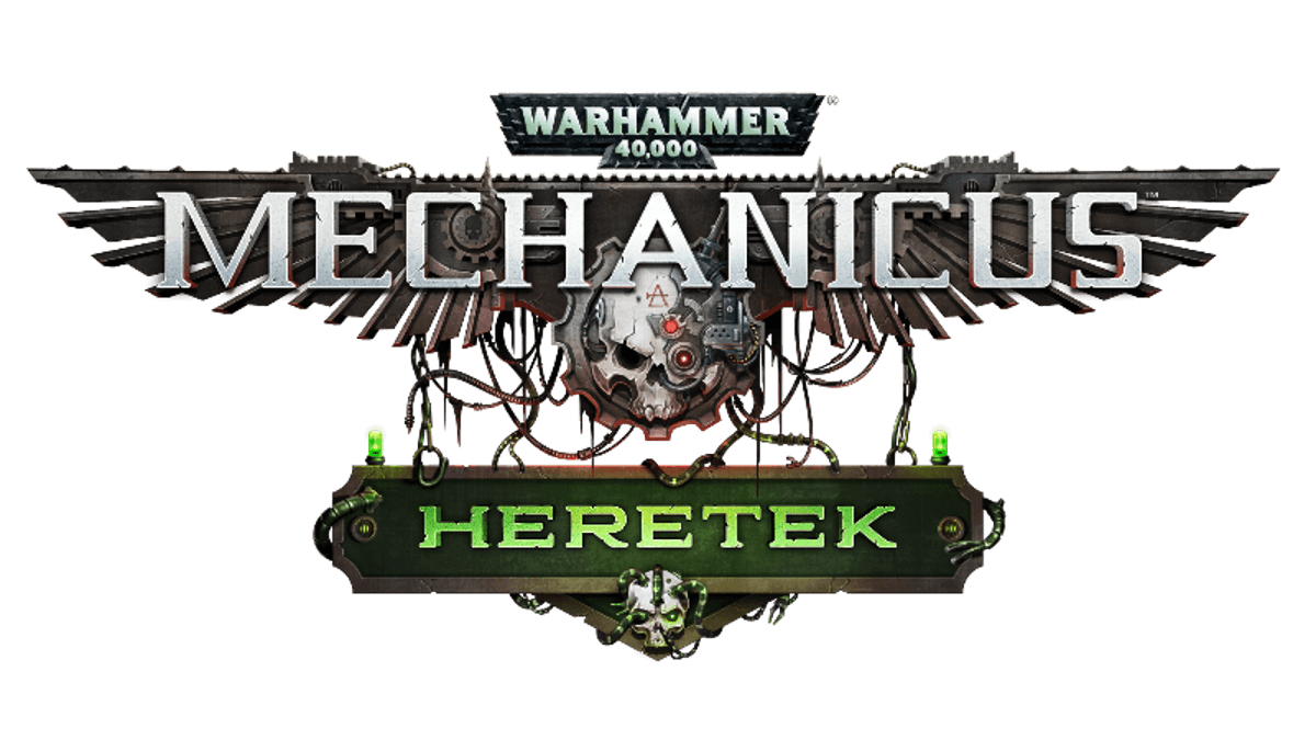 heretek releases today for warhammer 40000 mechanicus in linux mac windows pc