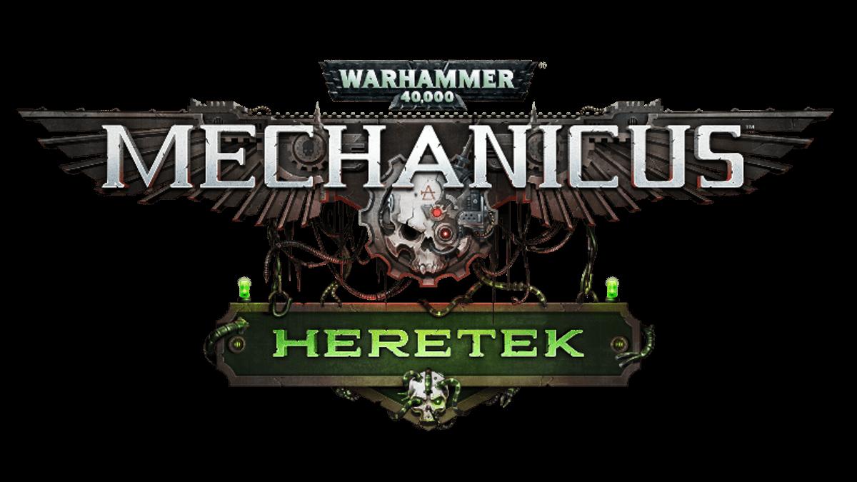 Heretek releases today for Mechanicus