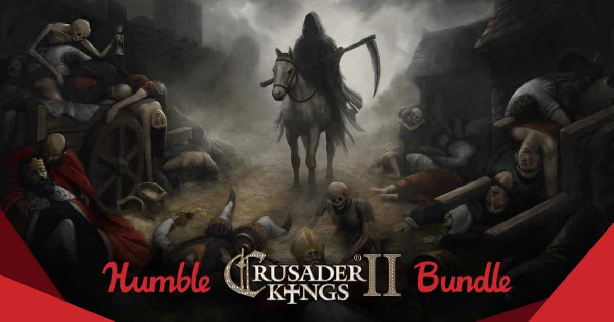 humble crusader kings II bundle launches in linux mac windows pc games