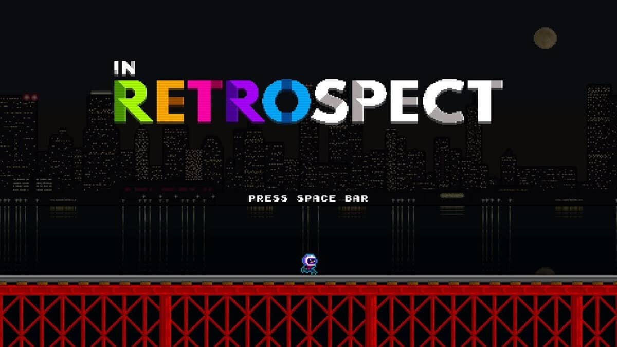 in retrospect craft your story action platformer on linux and windows PC