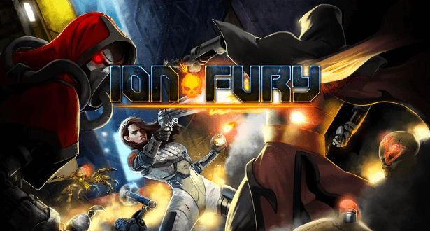 Ion Maiden to release under Ion Fury