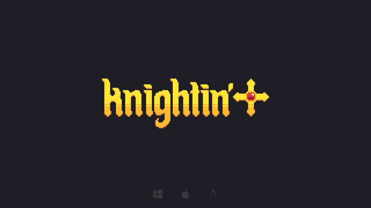 knightin'+ brings support in a classic adventure for linux mac windows pc