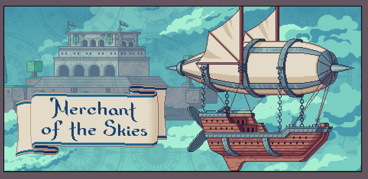 merchant of the skies side scroller release date for linux mac windows pc