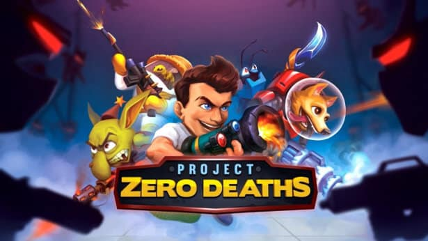 project zero deaths a free to play fast platform shooter for linux mac windows pc games