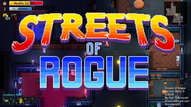 Streets of Rogue roguelite launches now