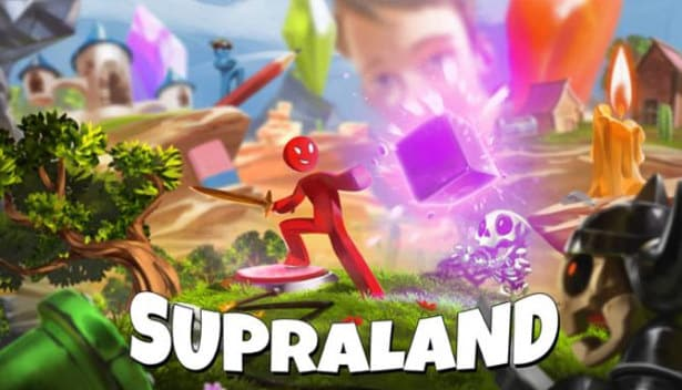 supraland puzzle adventure gets linux support in windows pc games