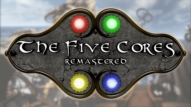 The Five Cores Remastered a gorgeous game