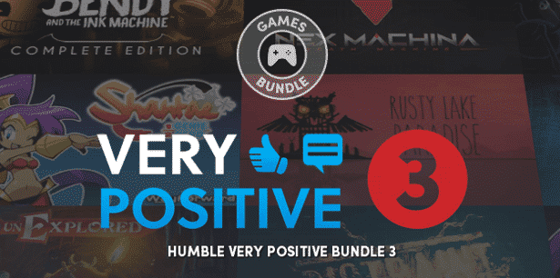 the humble very positive bundle 3 launches in linux mac windows pc games