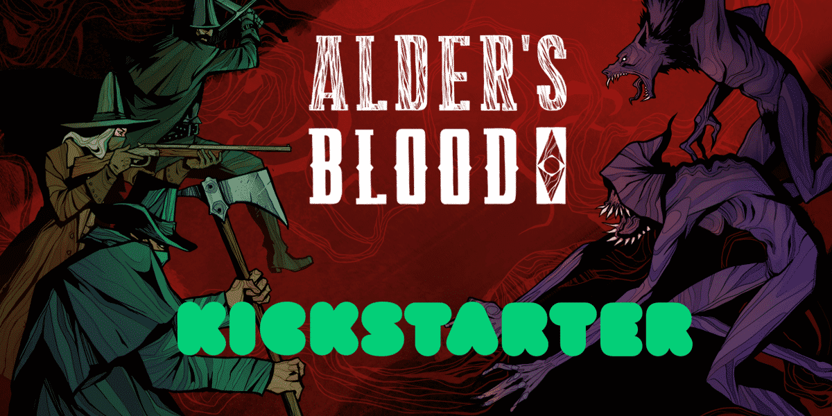 Alder's Blood funded on Kickstarter with a Demo