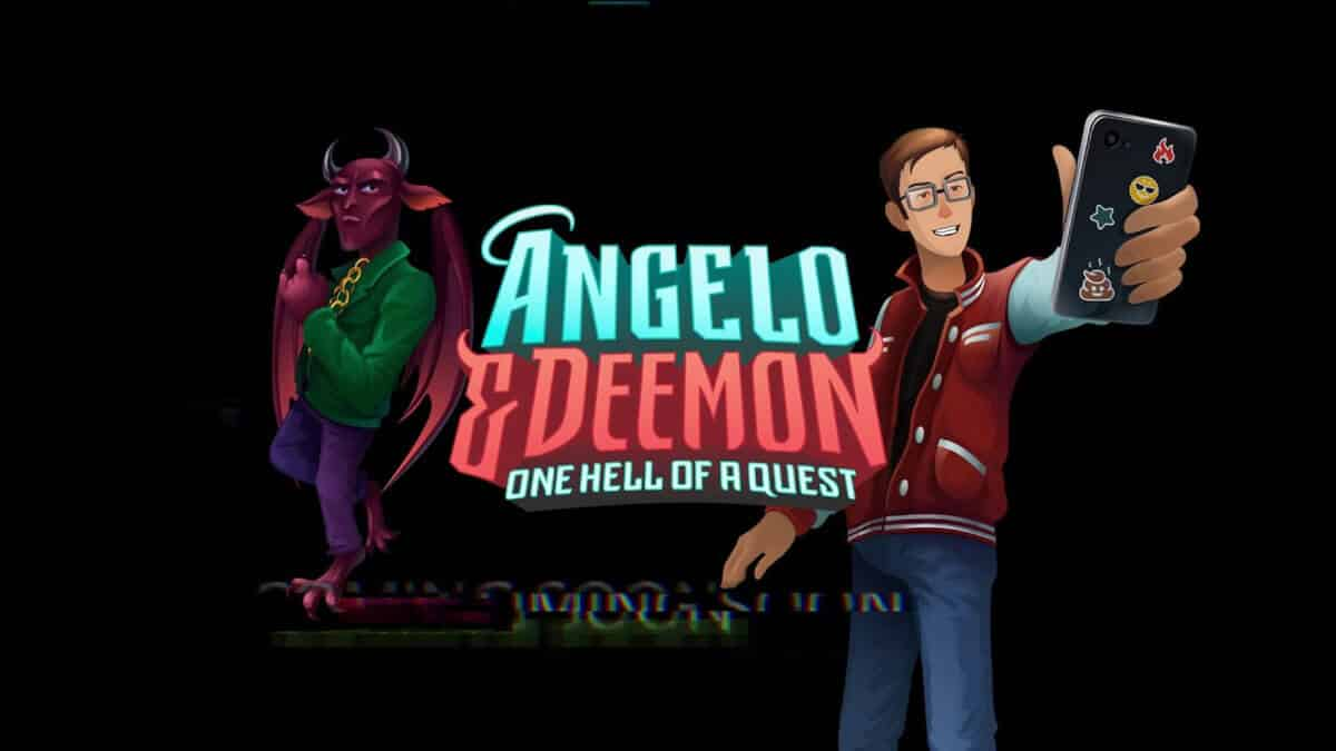 angelo and deemon one hell of a quest levels up point and click for linux mac windows pc games