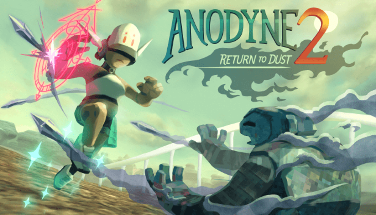 Anodyne 2: Return to Dust the sequel releases