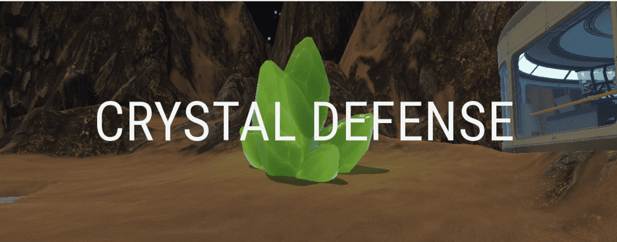 Crystal Defense FPS and native support