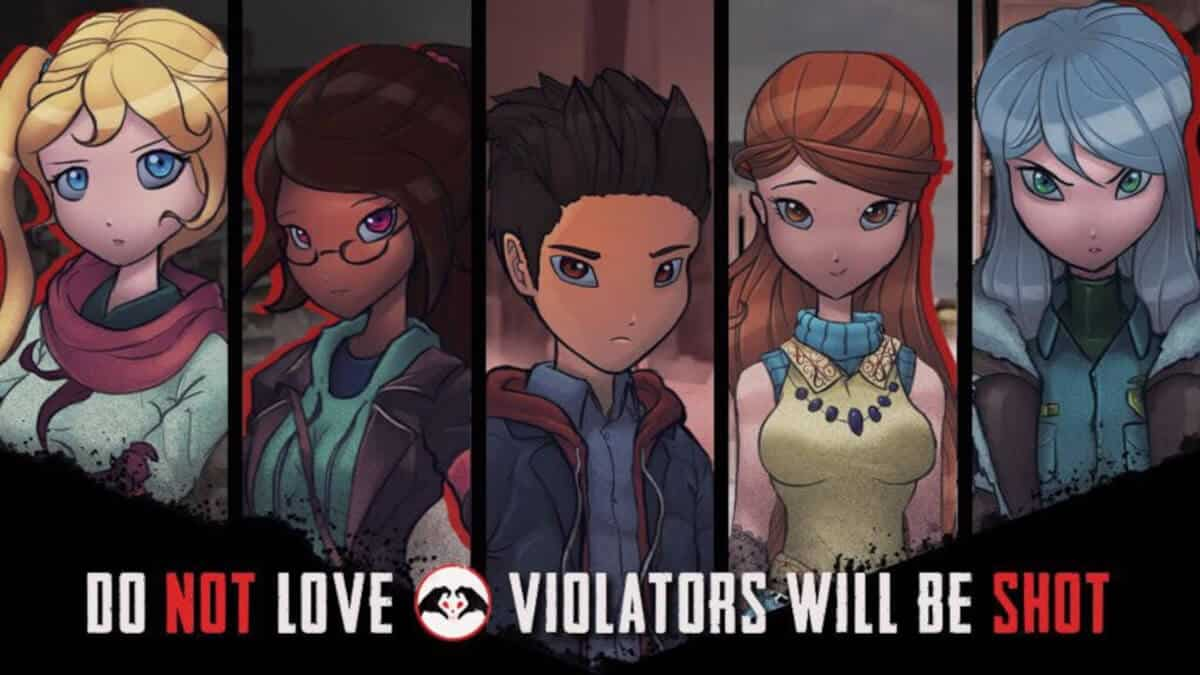 Do Not Love visual novel now on Kickstarter