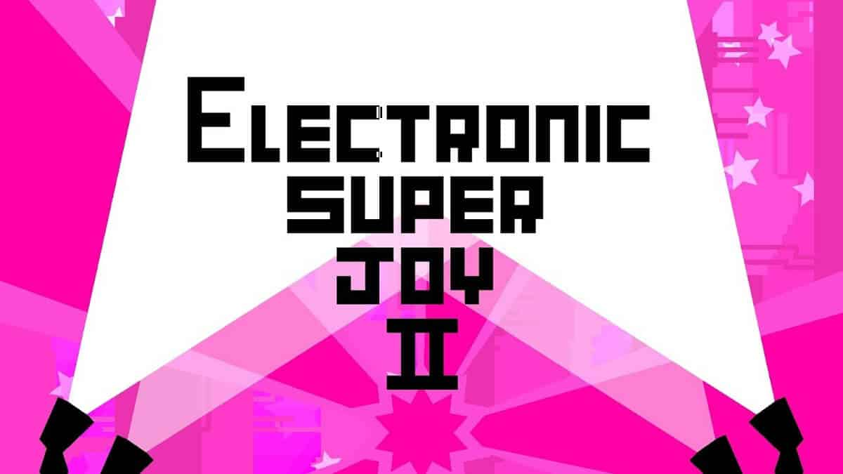 Electronic Super Joy 2 releases and it's brutal