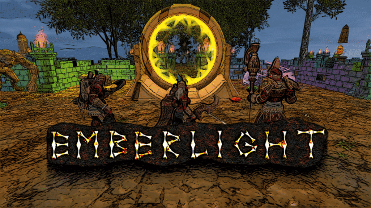 emberlight roguelike makes a day one game release for linux mac windows pc