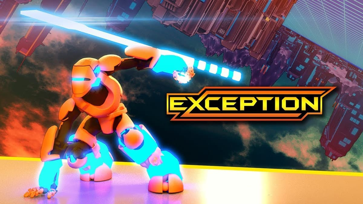 exception action platformer game seeks support for linux and windows pc