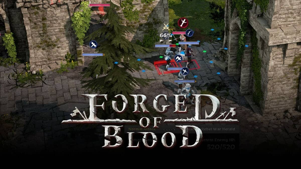 Forged of Blood RPG has a new Sandbox mode