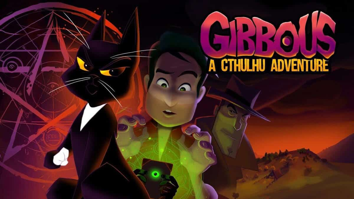 gibbous a cthulhu adventure horror game releases on linux mac windows pc