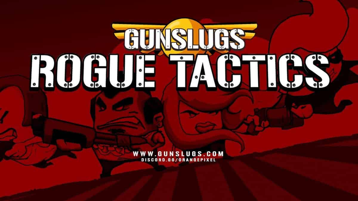 Gunslugs Rogue Tactics will launch August 6th