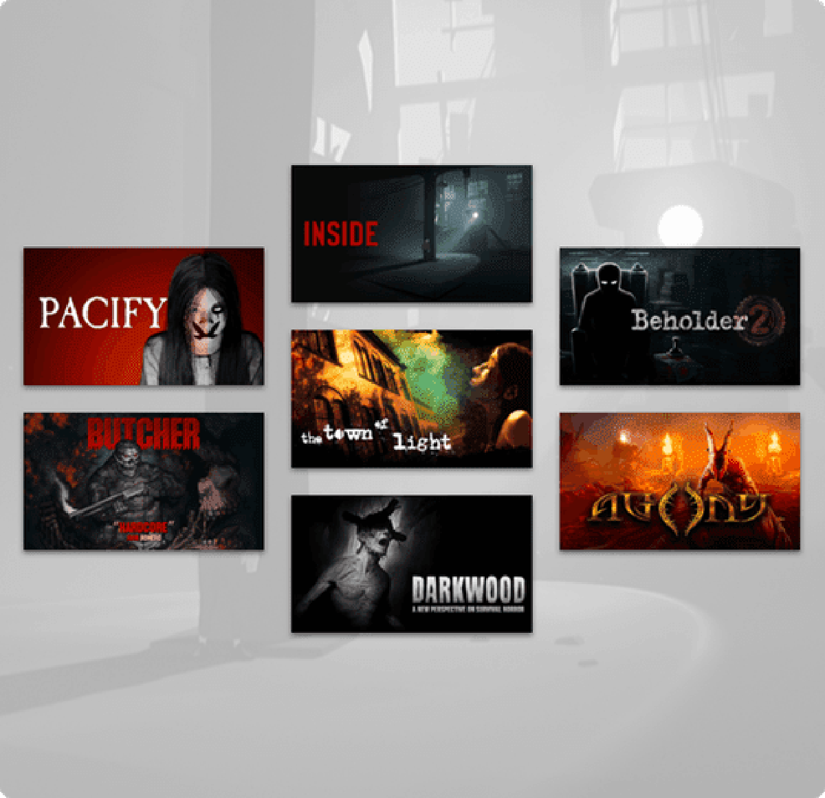 humble spooky horror bundle 2019 releases for linux mac windows pc games list