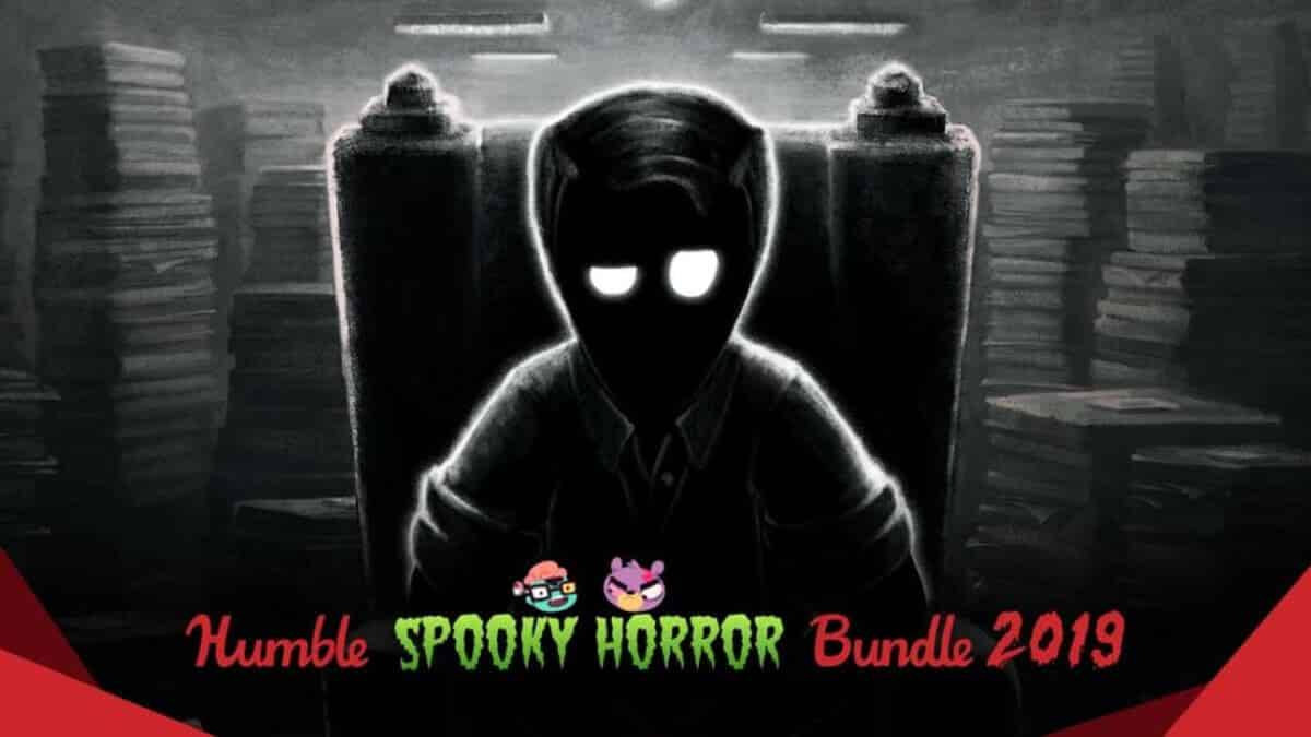 Humble Spooky Horror Bundle 2019 releases