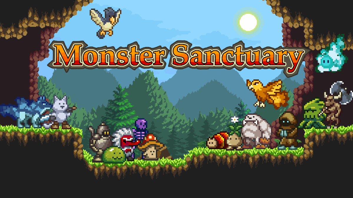 monster sanctuary adventure rpg game release date linux mac windows pc