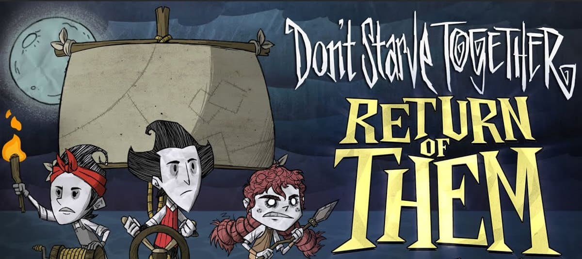 return of them debuts in Dont Starve Together game for linux mac windows pc
