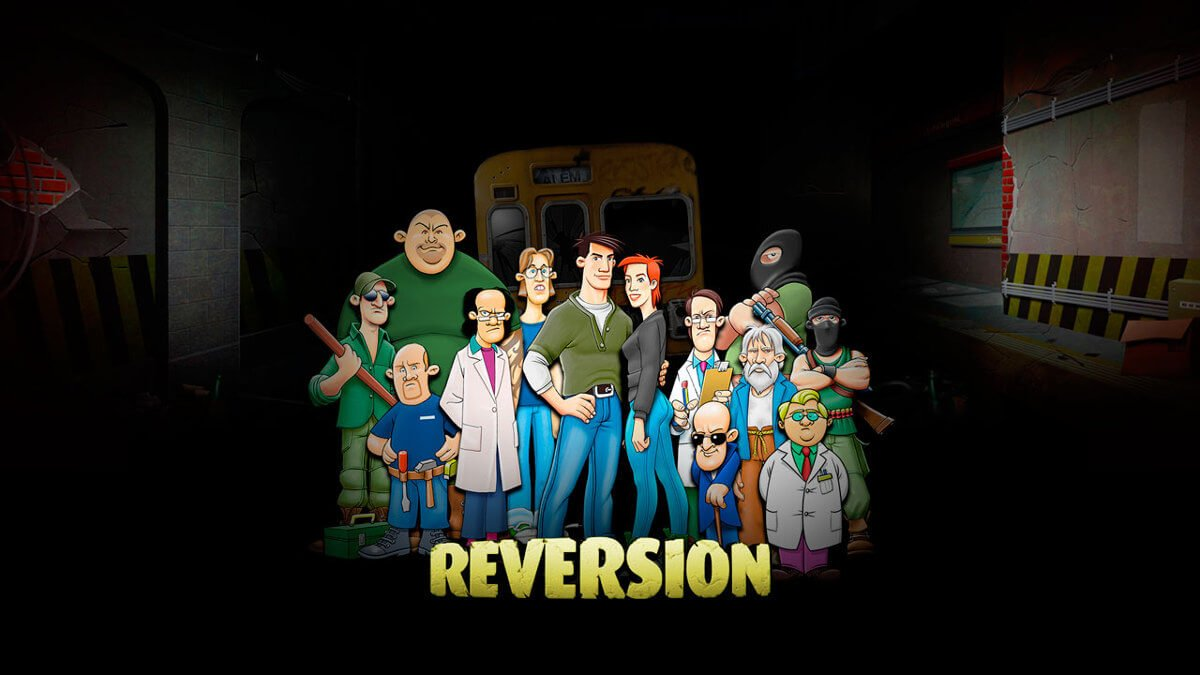 reversion game series now has a release on steam for linux mac windows pc for the escape and the meeting