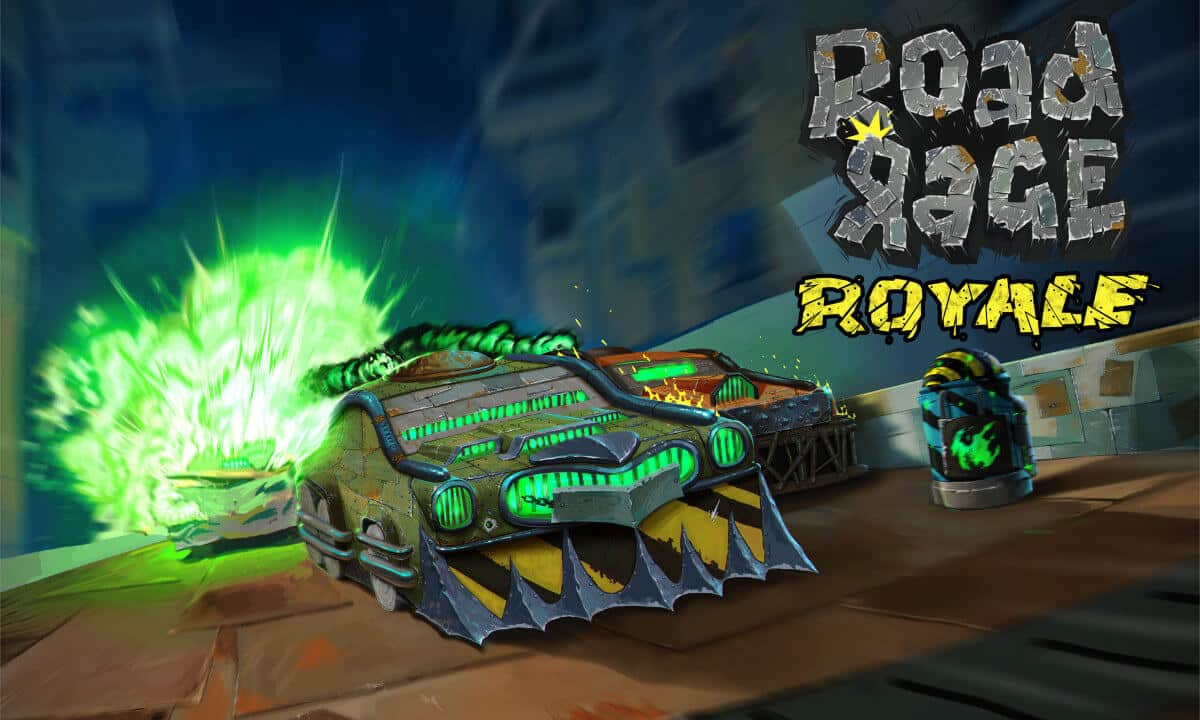 Road Rage Royale support for combat racing