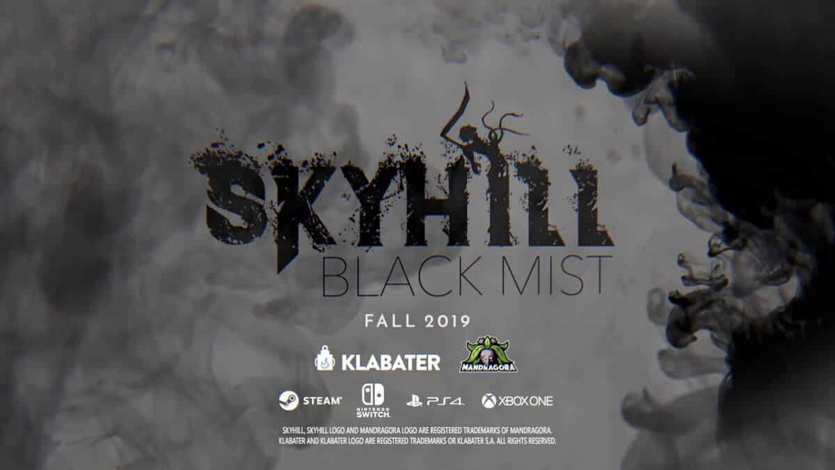 Skyhill: Black Mist horror survival still planned