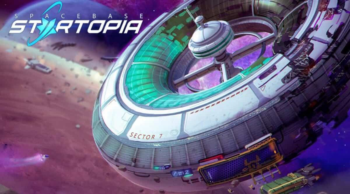 Spacebase Startopia strategy sim announced