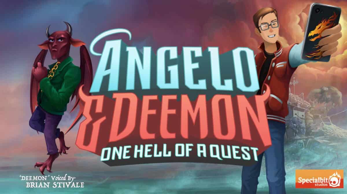 Angelo and Deemon release date and trailer