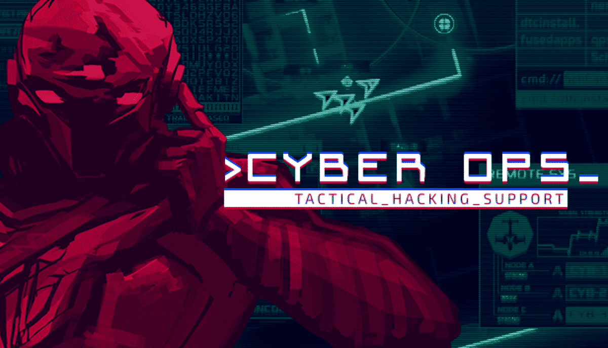 Cyber Ops tactical hacking has support plans