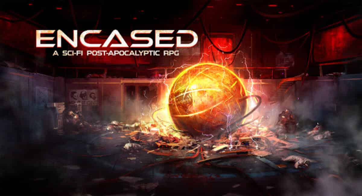 Encased isometric RPG Early Access release