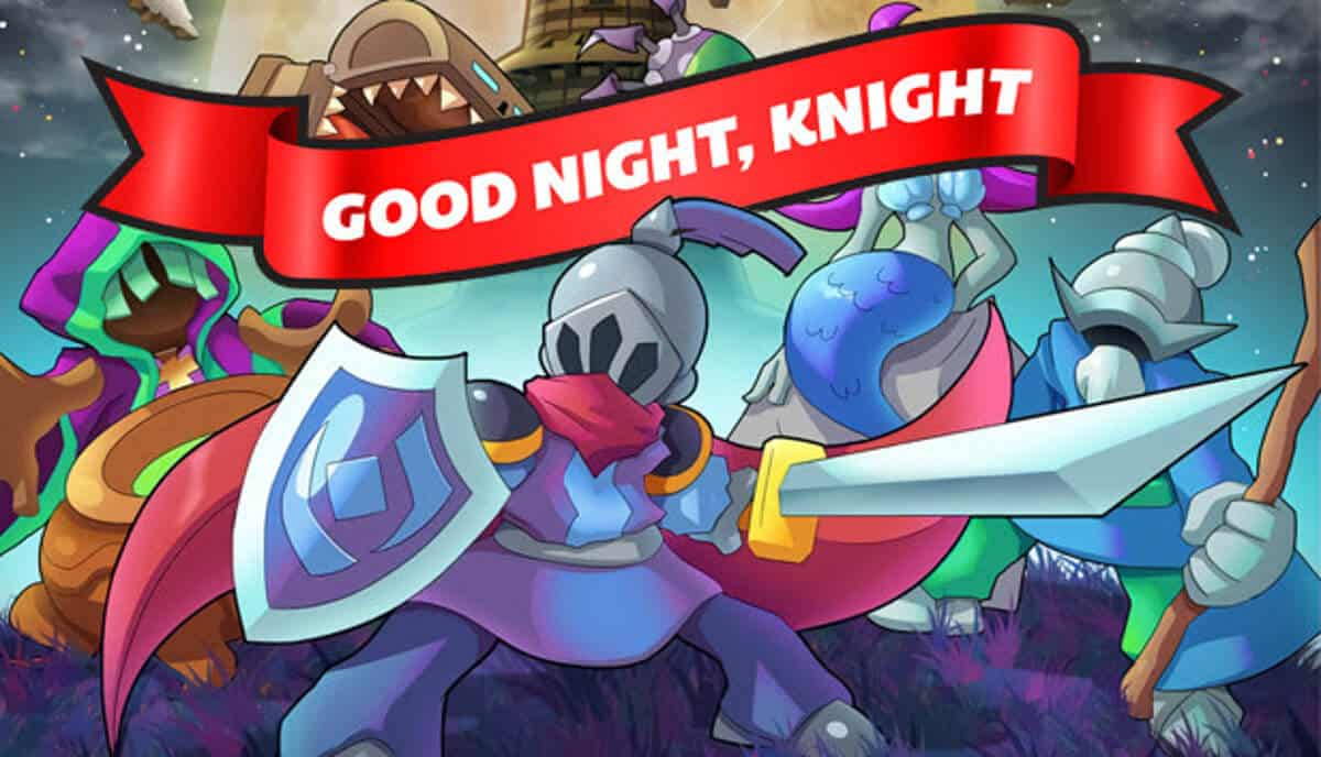 good night knight a sneak and slash adventure game for linux windows pc