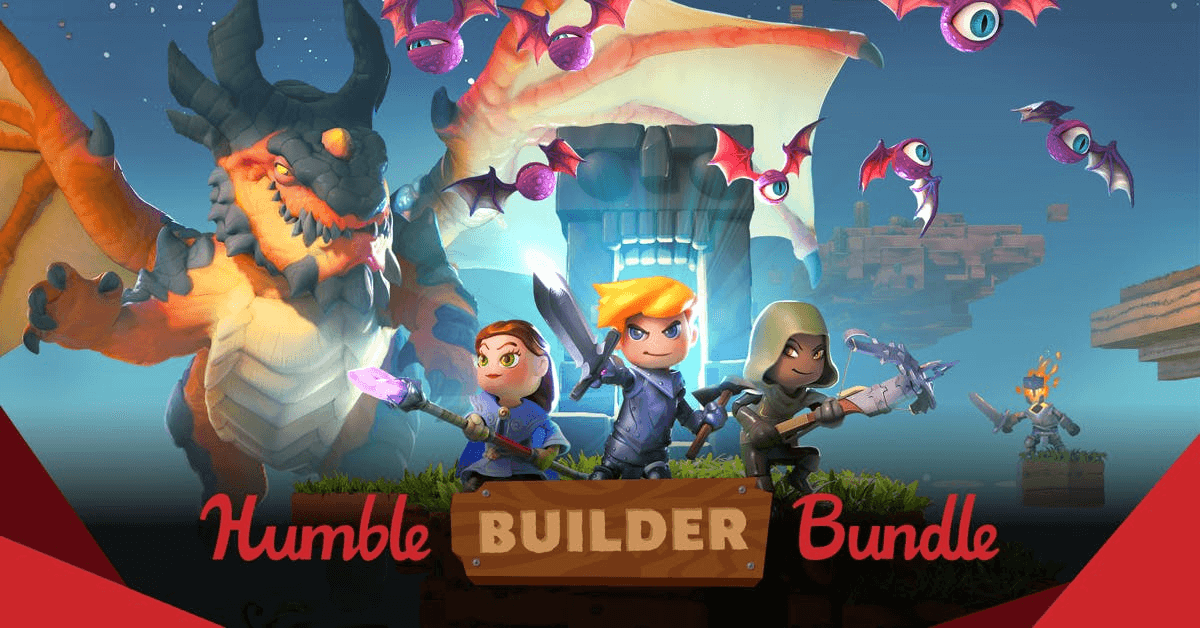humble builder bundle releases some support for linux mac windows pc games