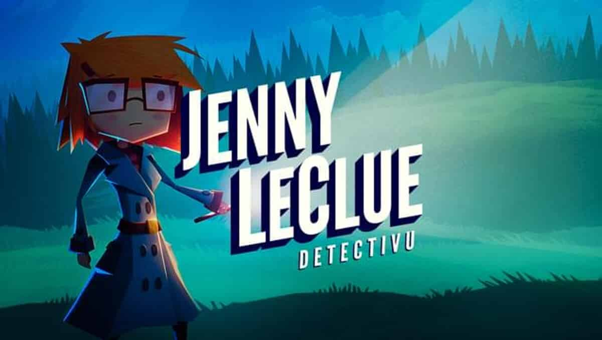 Jenny LeClue the long awaited mystery releases