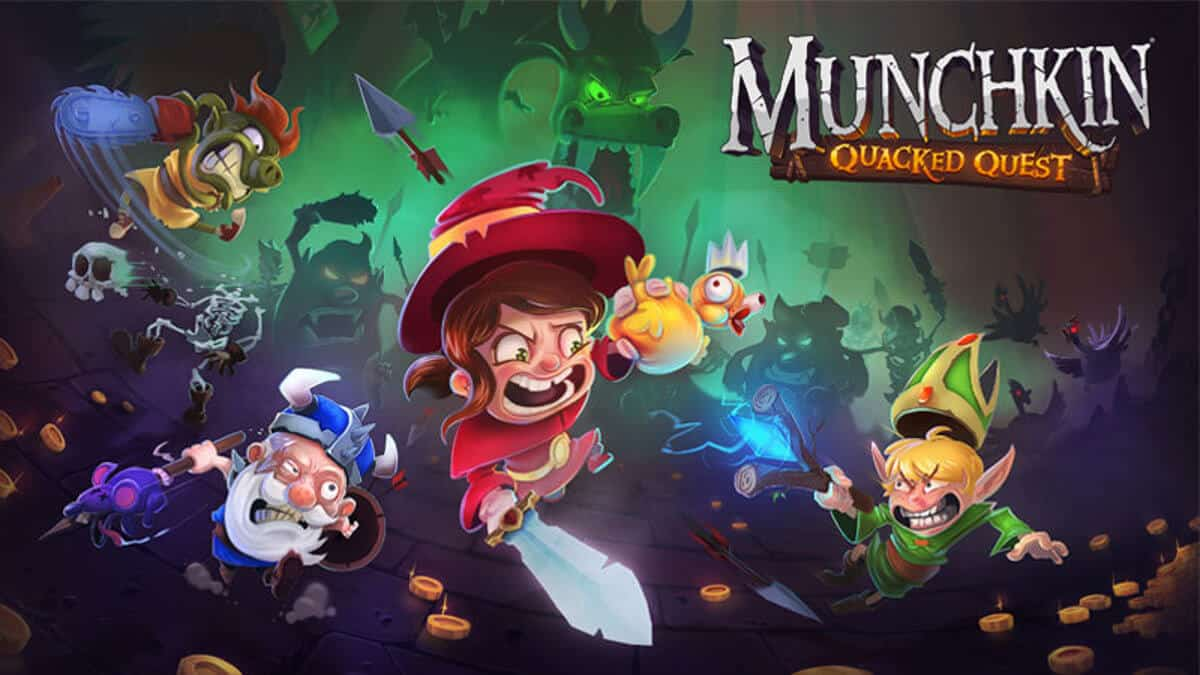 munchkin quacked quest looking for community feedback for linux windows pc
