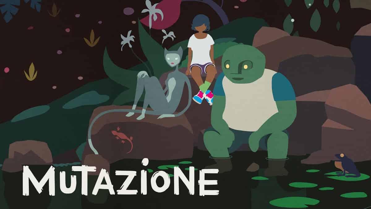 Mutazione story driven adventure to get support