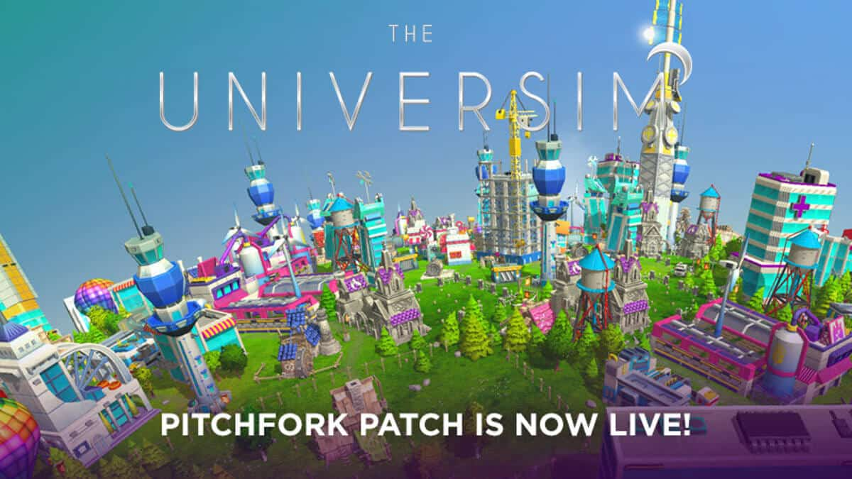 pitchfork patch optimisations for the universim on linux mac windows pc