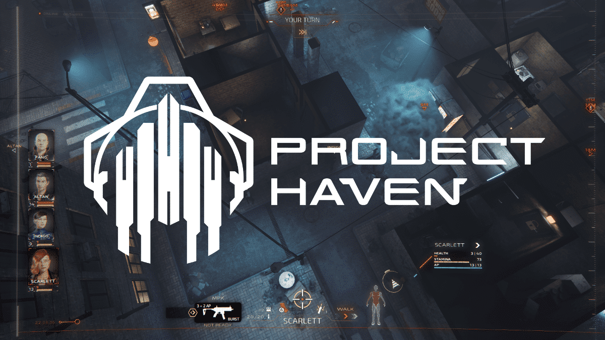 Project Haven a unique tactical turn-based RPG