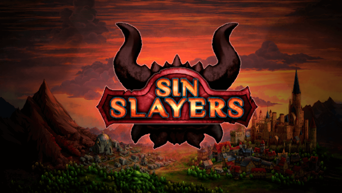 Sin Slayers fantasy pixel art RPG releases