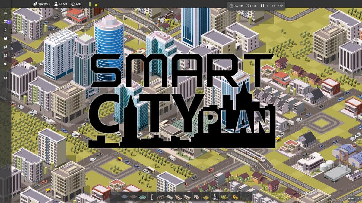 smart city plan city builder game support coming later linux windows pc