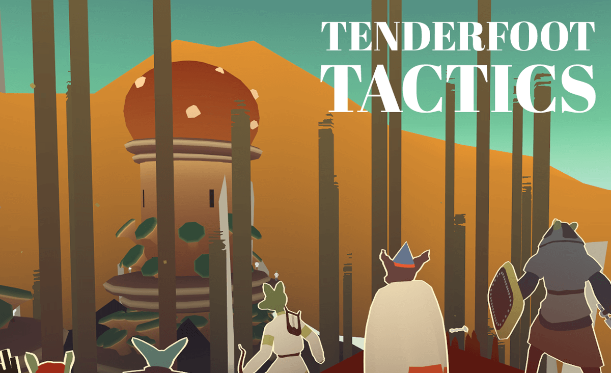 tenderfoot tactics releases a free demo for linux mac windows pc