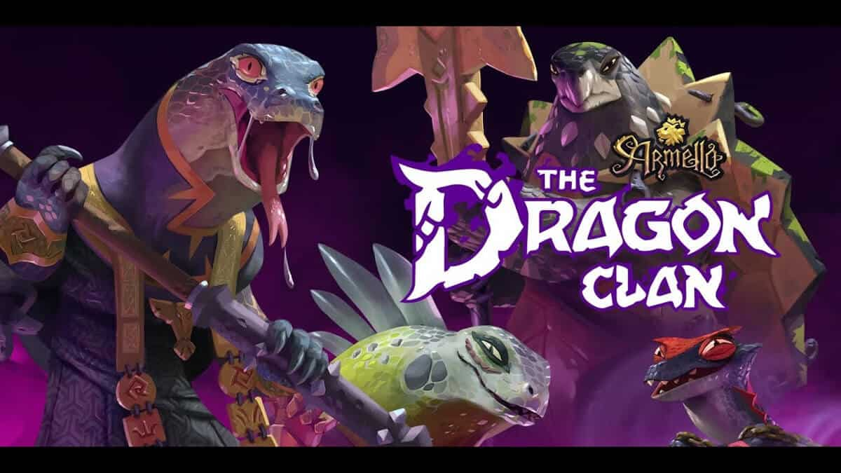 the dragon clan dlc releases for armello on linux mac windows pc