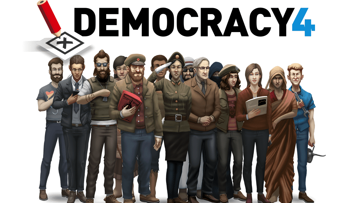 democracy 4 screenshots and dev update for linux mac windows pc