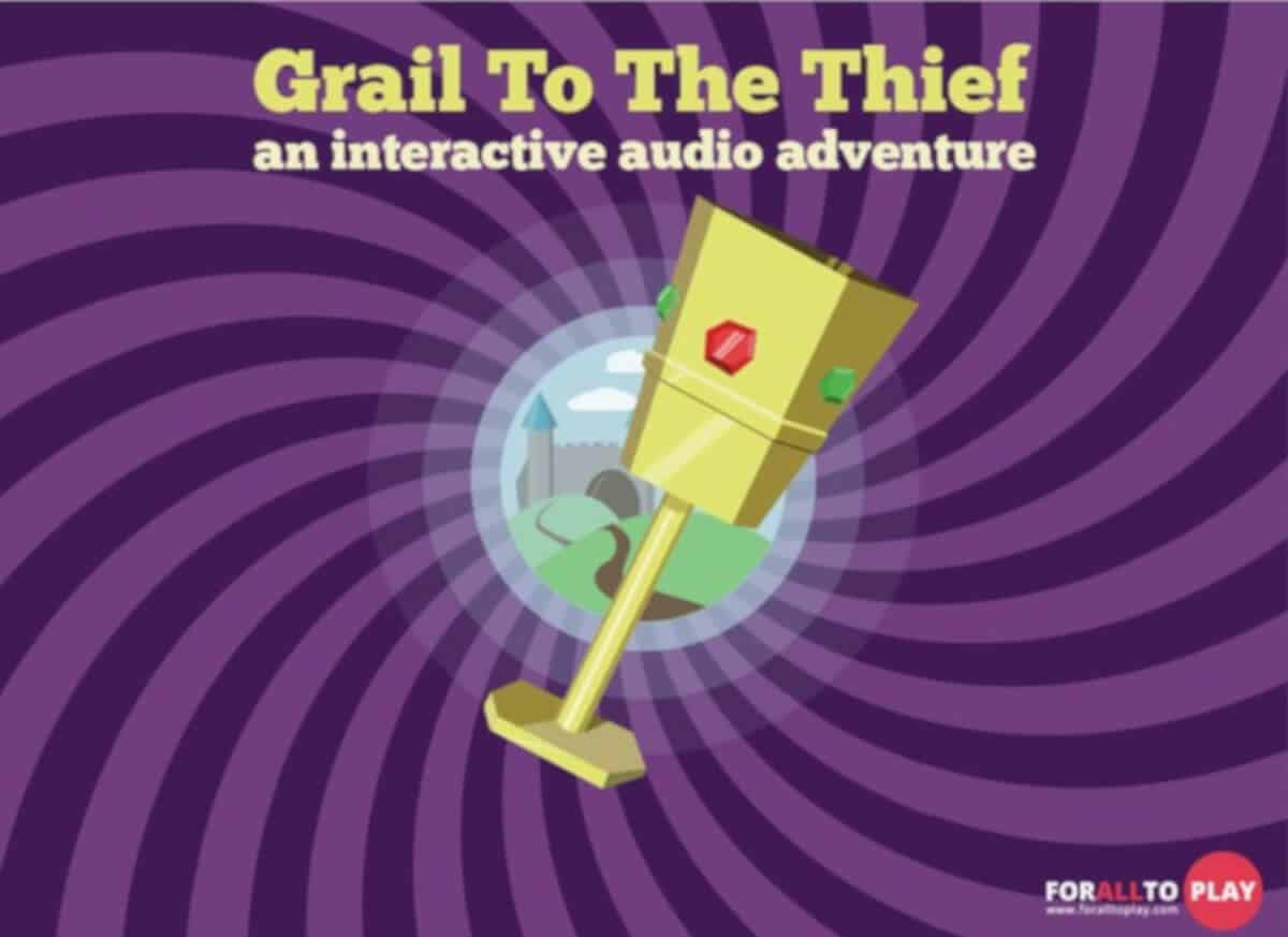 grail to the thief audio game goes free to play on linux mac windows pc